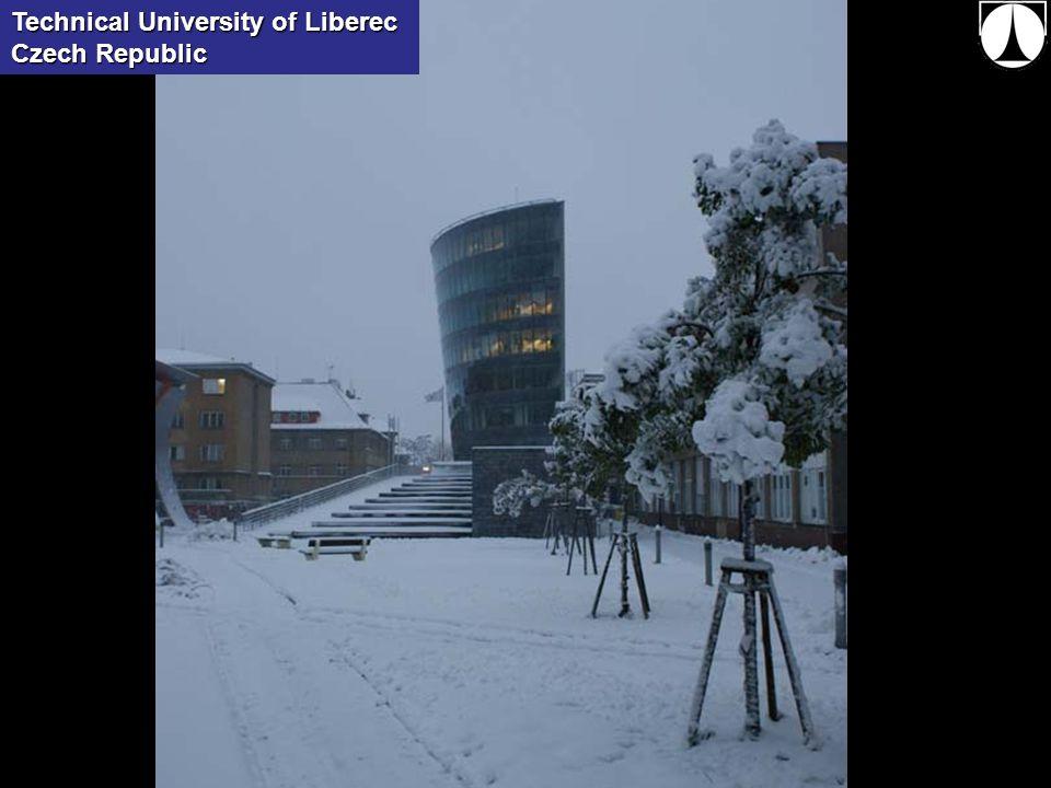 2 Technical University of Liberec Czech Republic