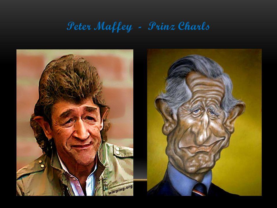 Peter Maffey - Prinz Charls