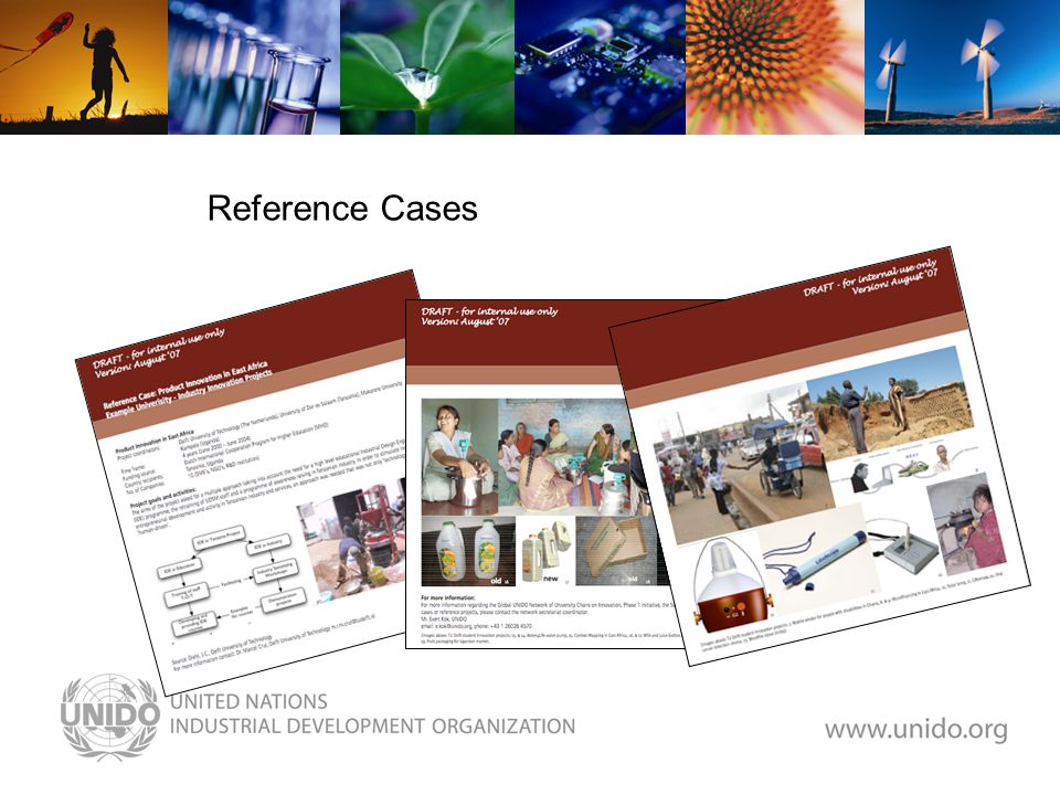 Reference Cases