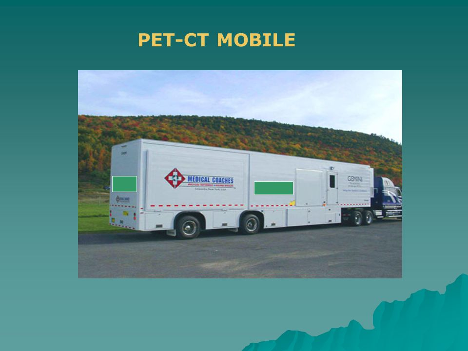 PET-CT MOBILE