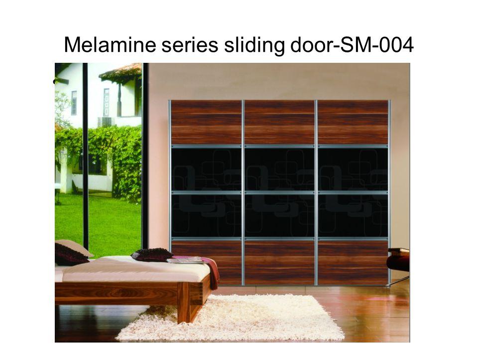 Melamine series sliding door-SM-004