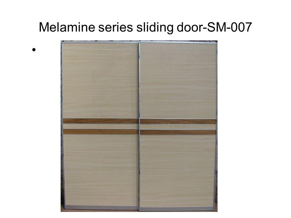 Melamine series sliding door-SM-007