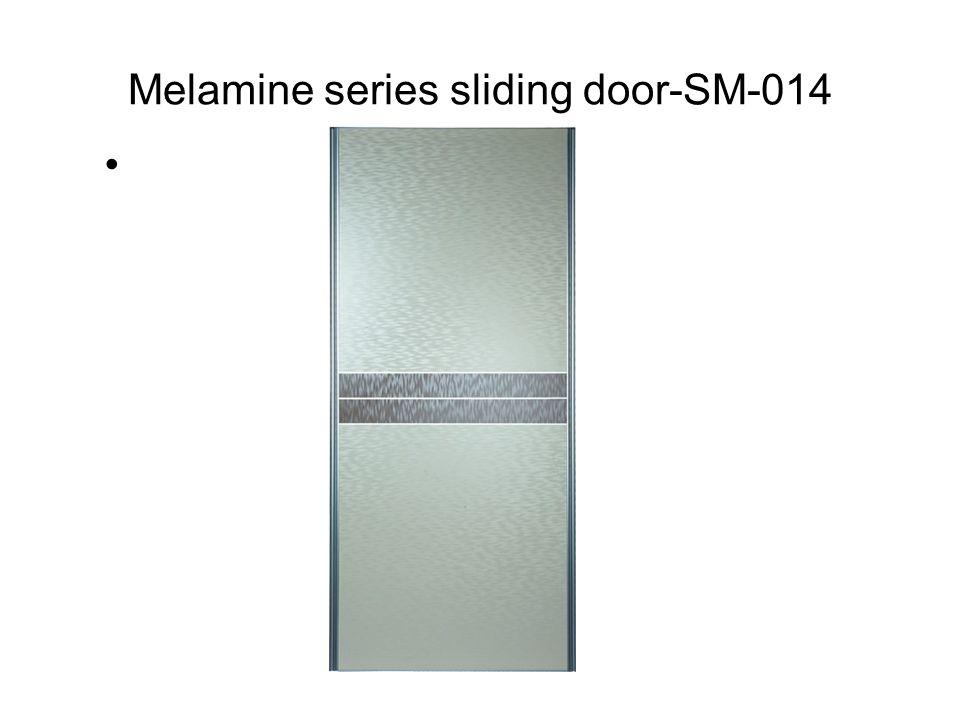 Melamine series sliding door-SM-014