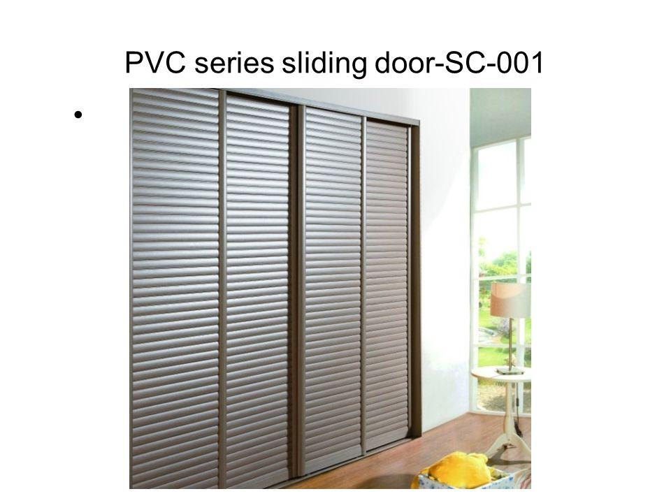 PVC series sliding door-SC-001