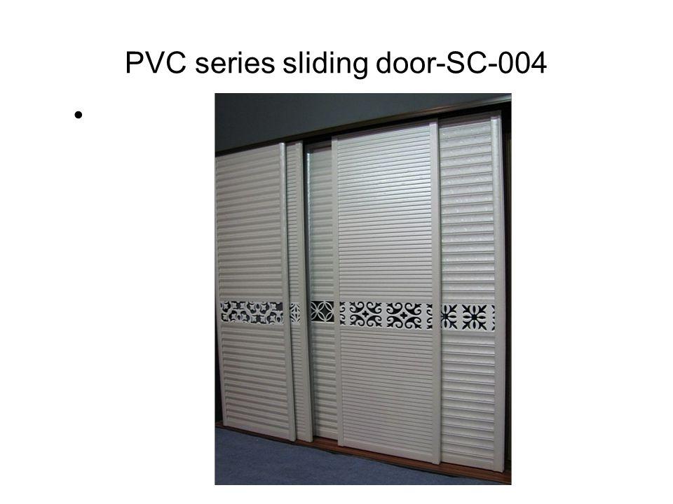 PVC series sliding door-SC-004
