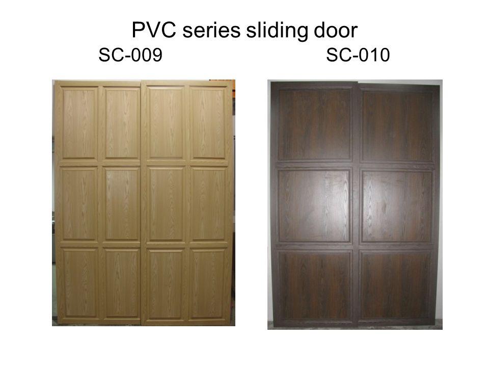 PVC series sliding door SC-009 SC-010