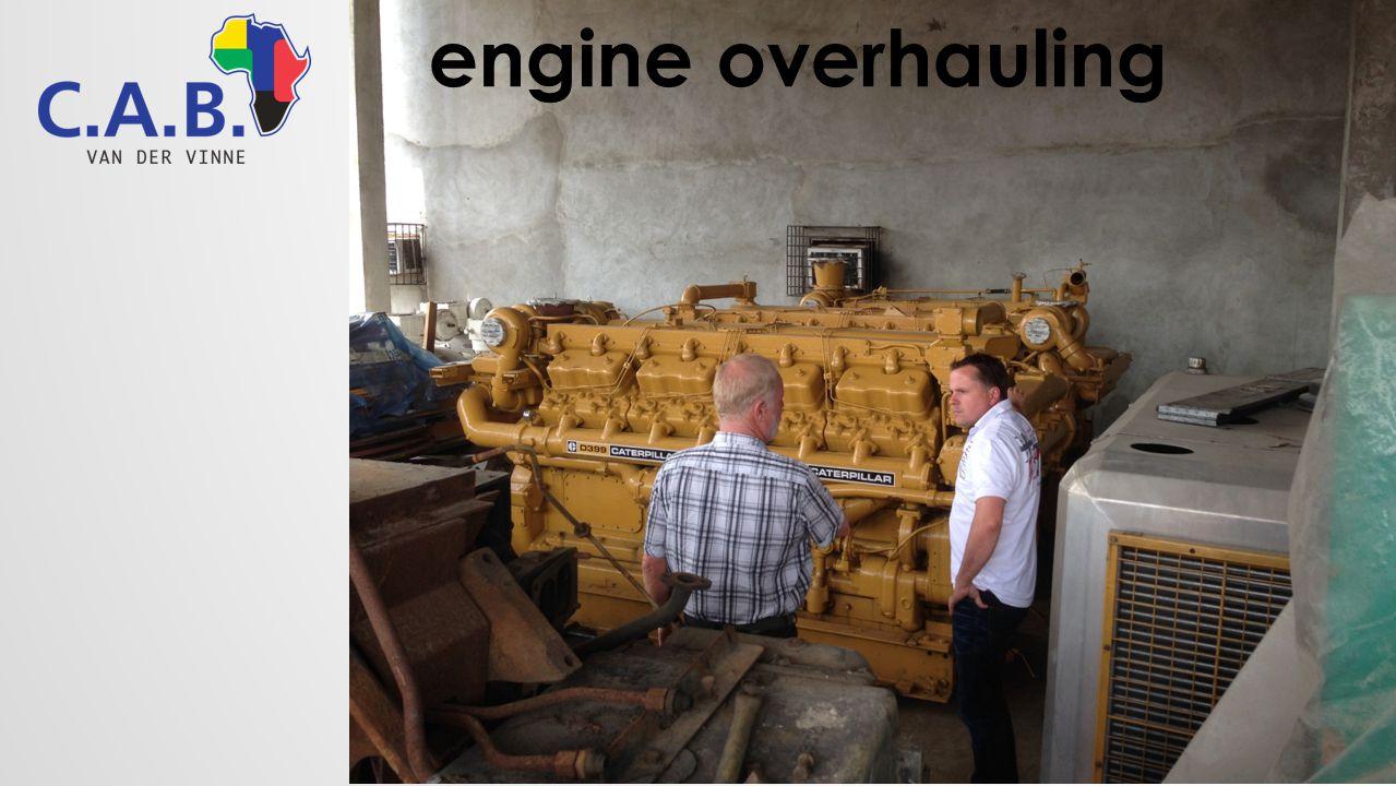 engine overhauling