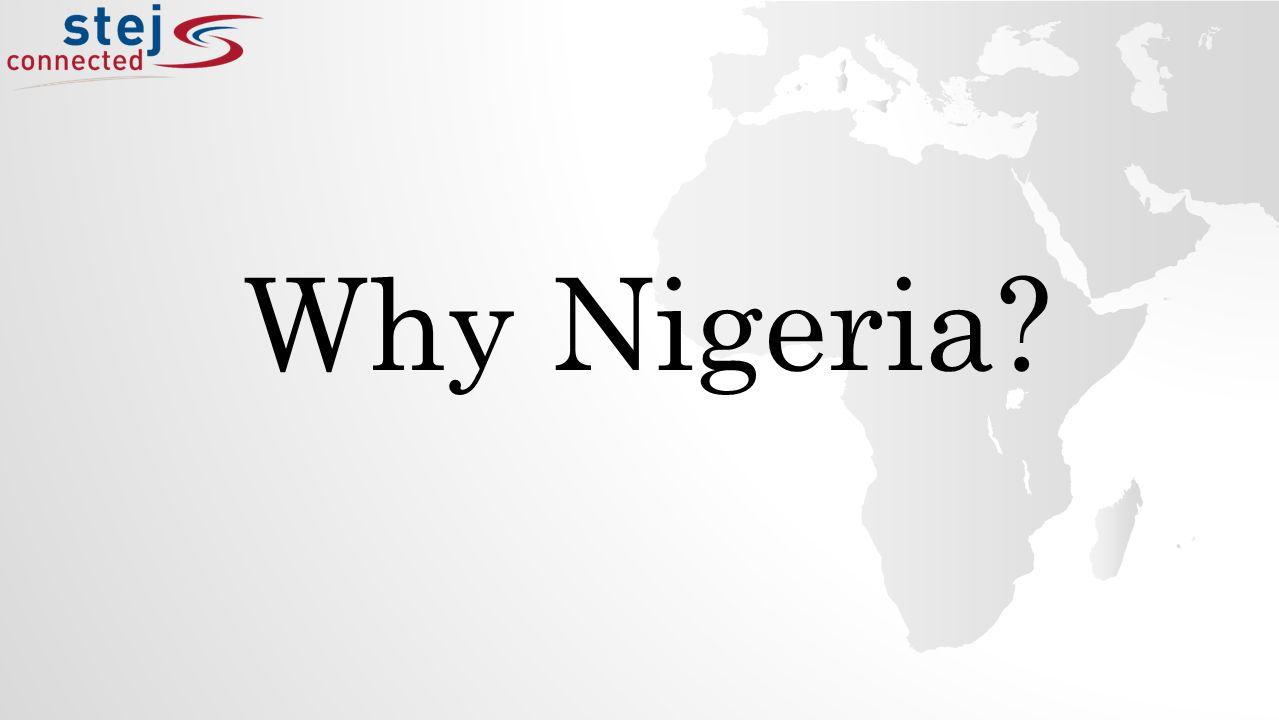 Why Nigeria?