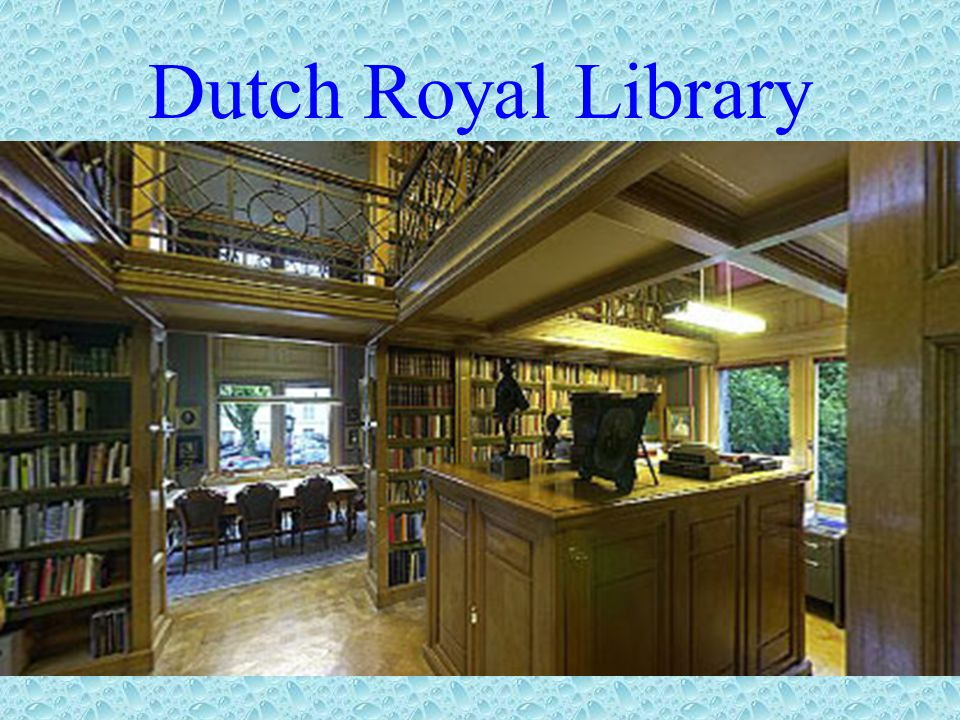 Dutch Royal Library