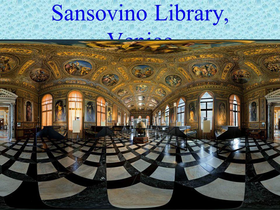 Sansovino Library, Venice