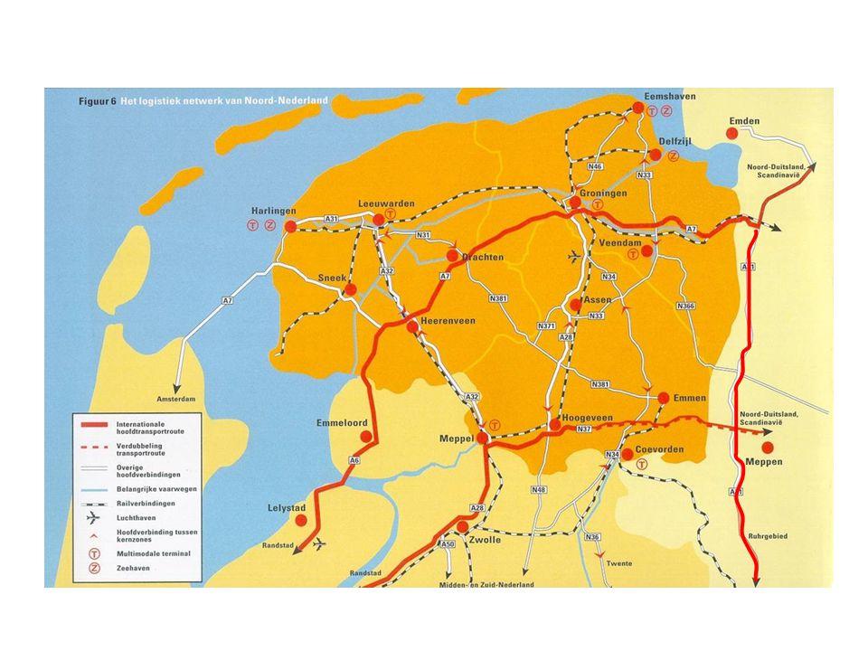 Ontsluiting Noord Nederland