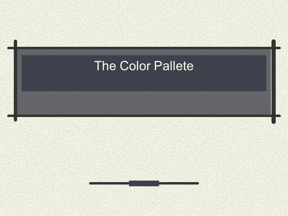 The Color Pallete