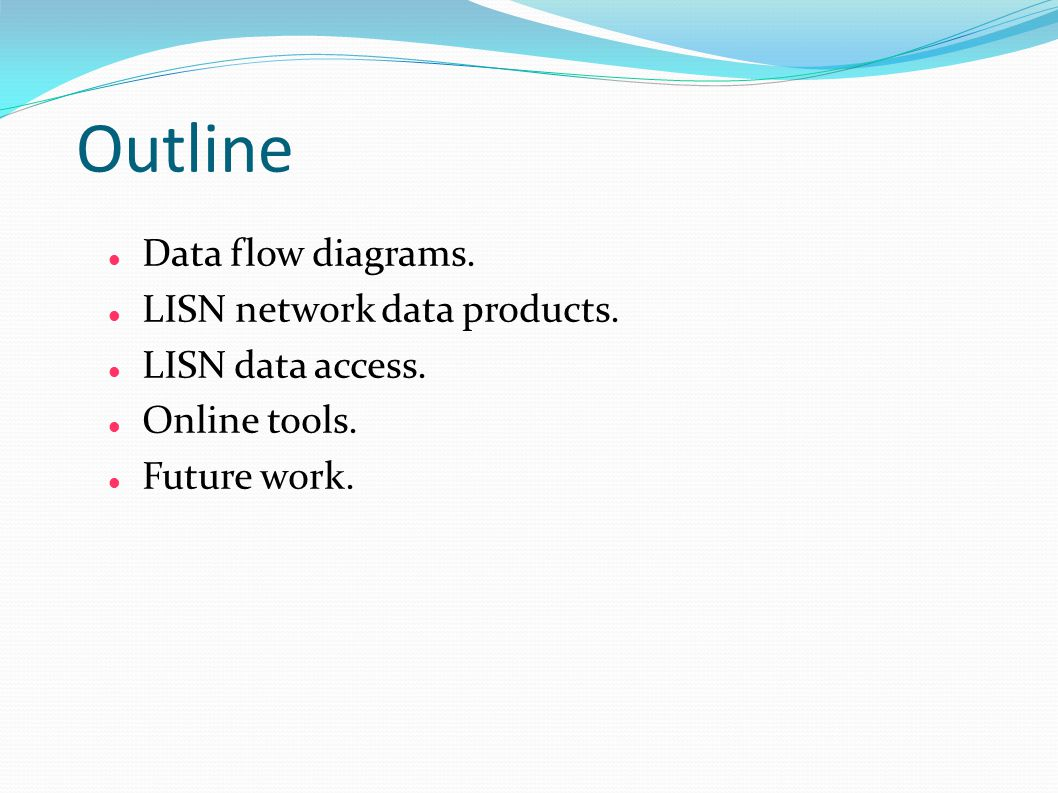 Data flow diagram Data every 15 minutes.