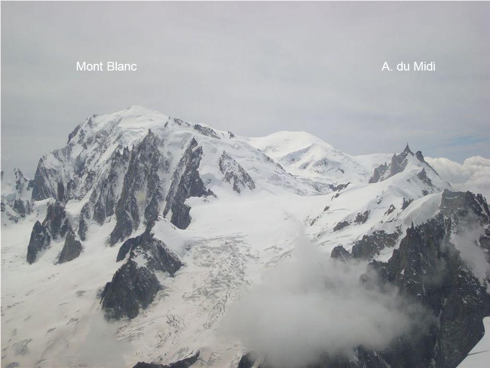 Mont Blanc A. du Midi