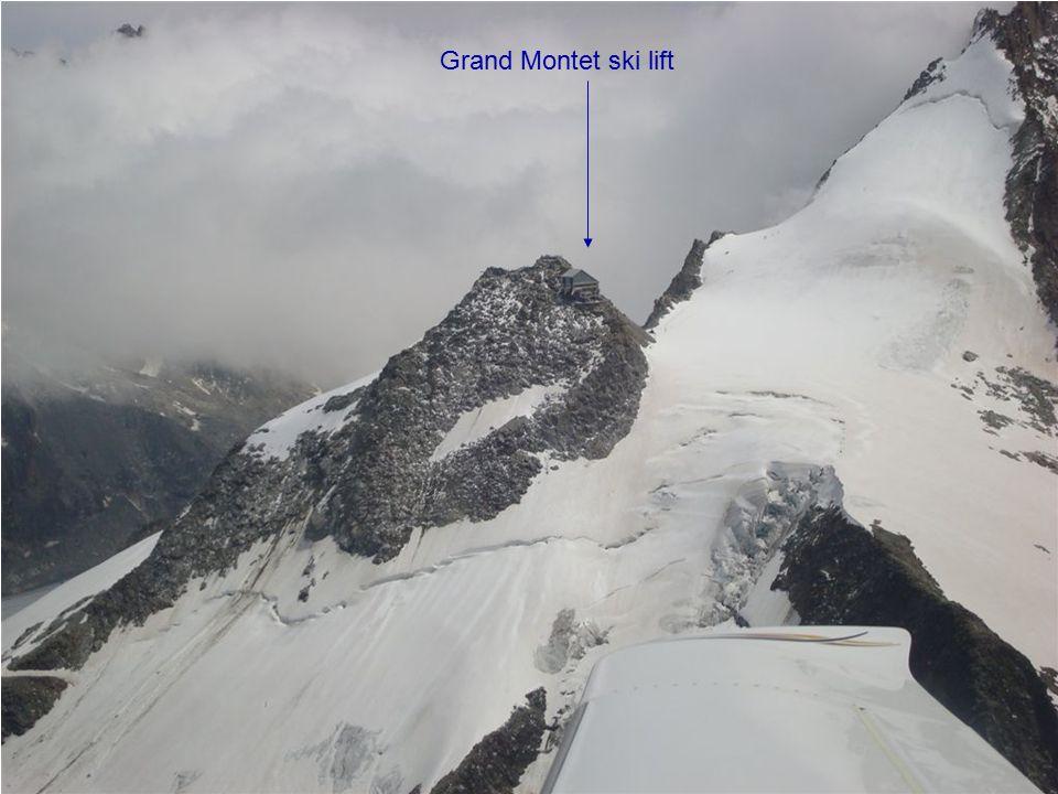 Grand Montet ski lift