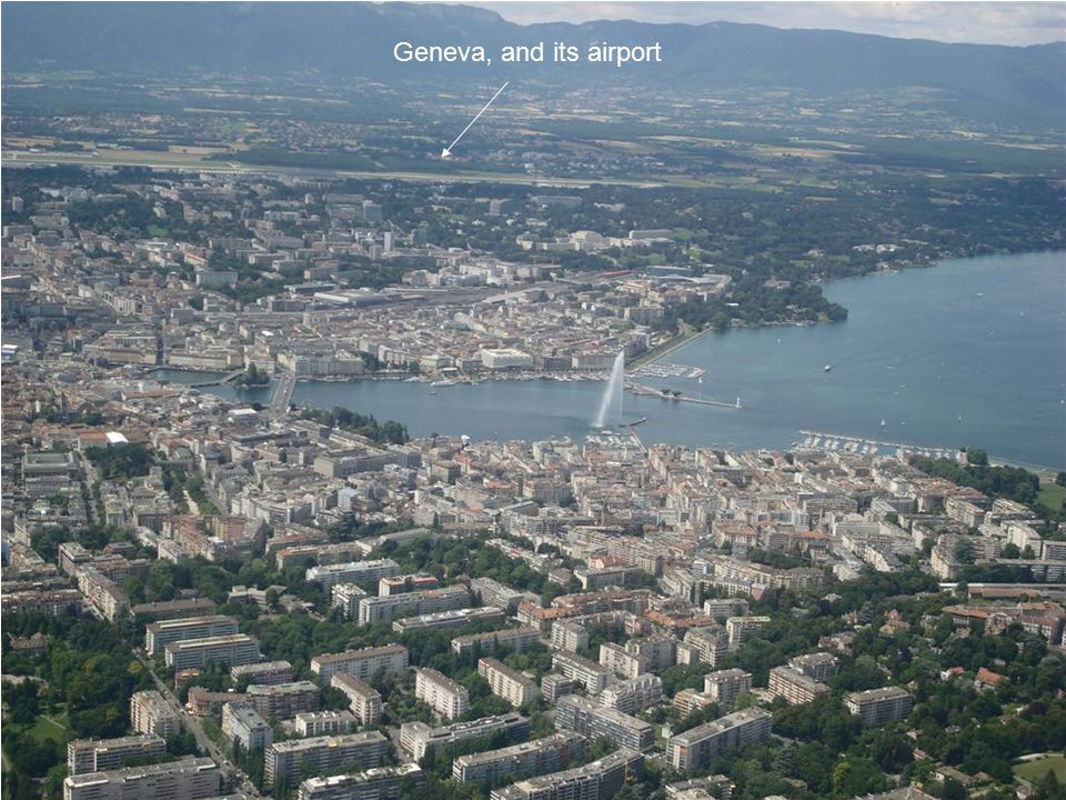 Geneva, and its airport