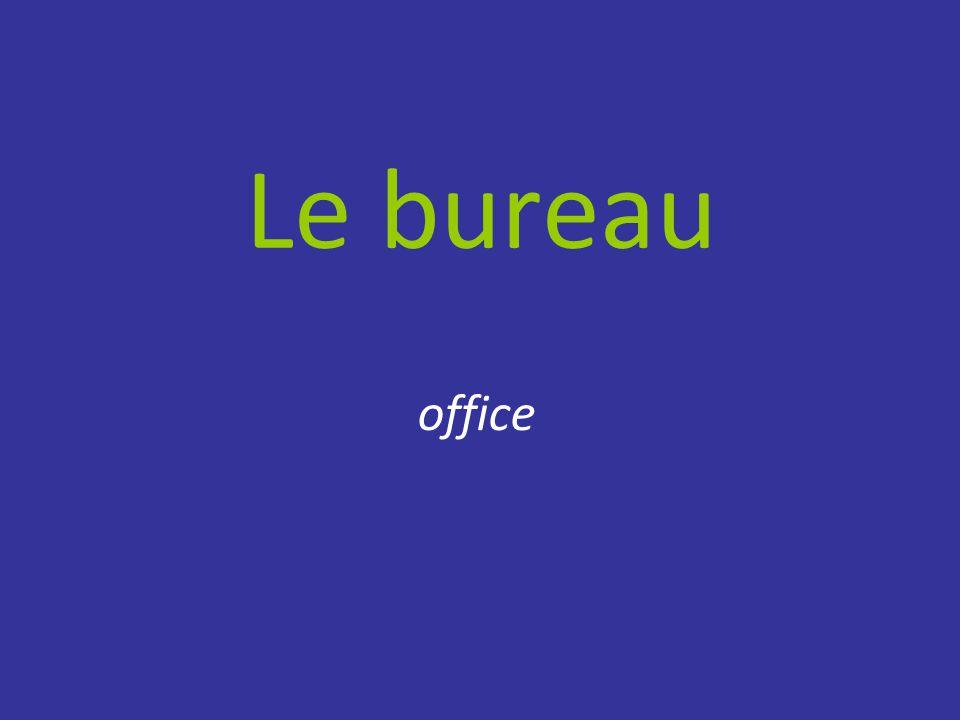 Le bureau office