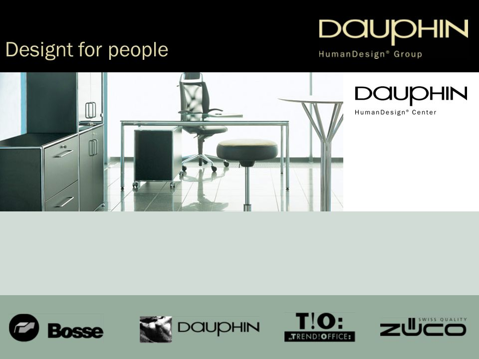 Dauphin HumanDesign ® Group Designt for people