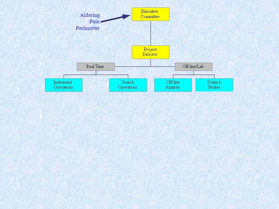 Org chart Aldering Pain Perlmutter