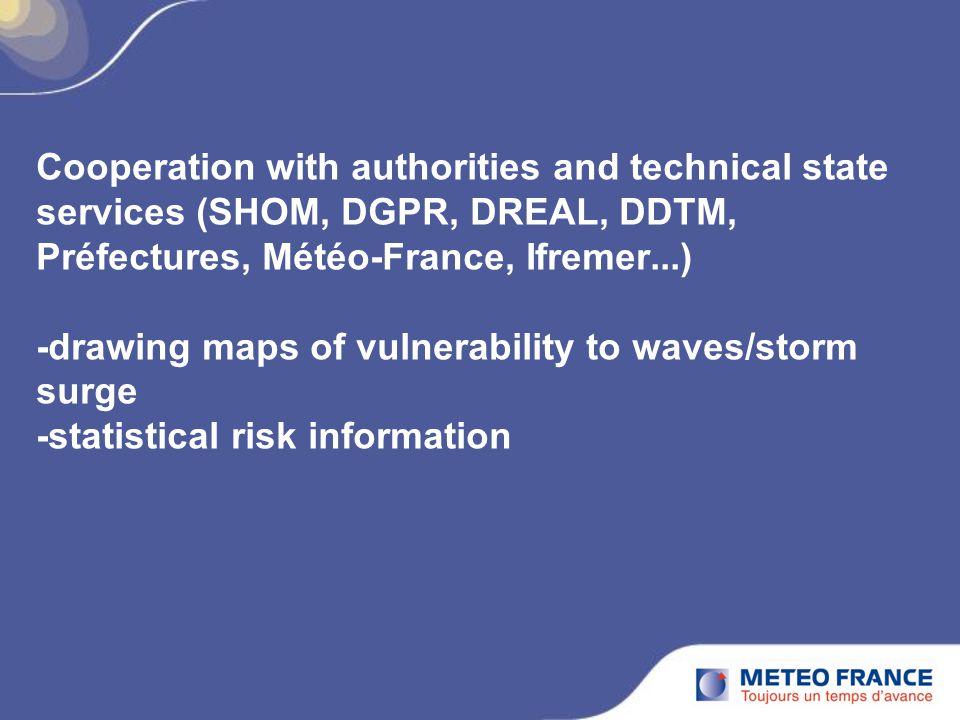 JCOMM4 YEOSU MAY 2012 Maps of « low lands » in Picardie area Atlas des zones basses (MEDDTL)