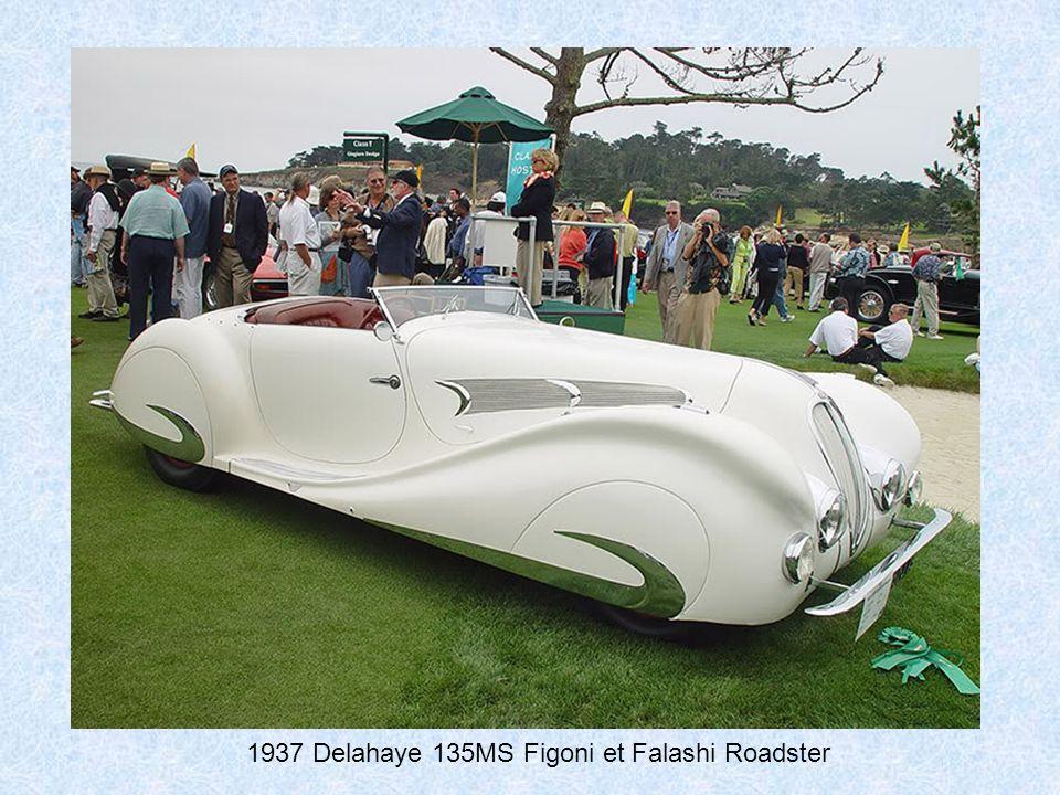 1953 Alfa Romeo BAT 5 Concept Car, rear