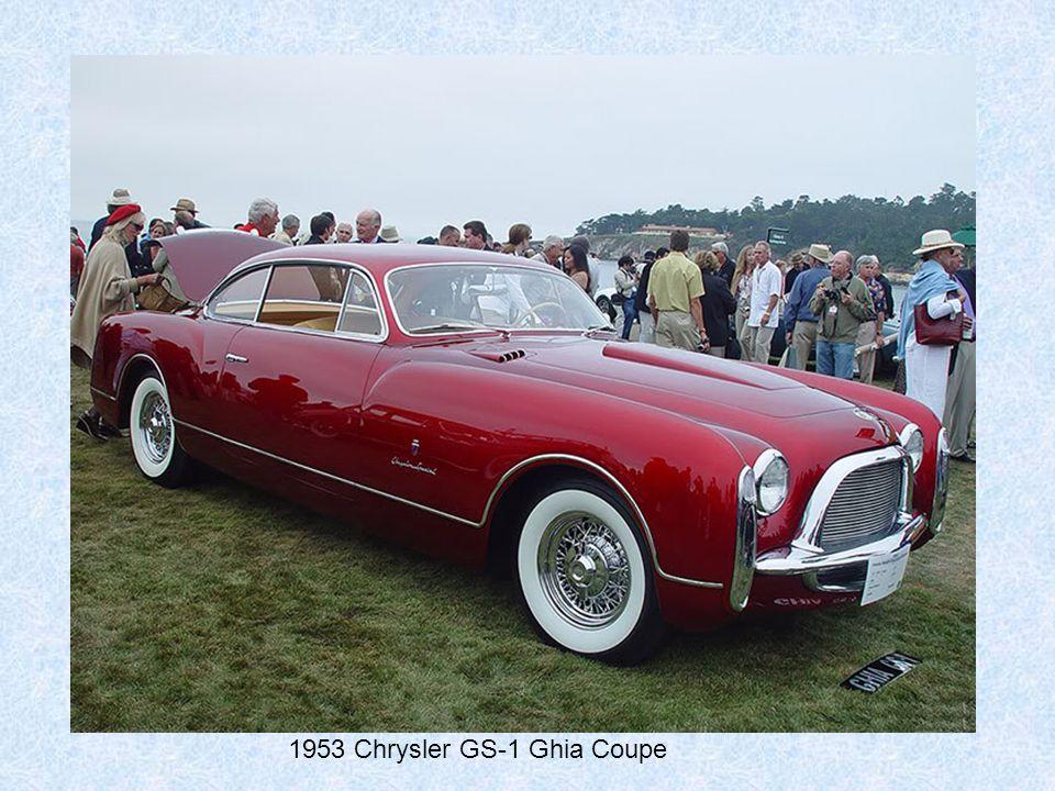 1951 Bugatti Type 101 Ghia Roadster