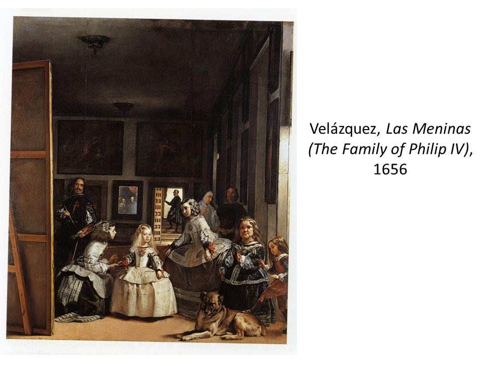 Velázquez, Las Meninas (The Family of Philip IV), 1656