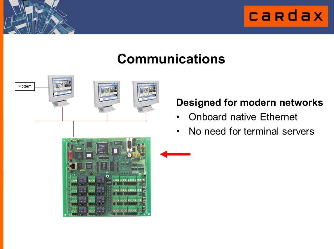 Cardax Cabinet & Power Supply