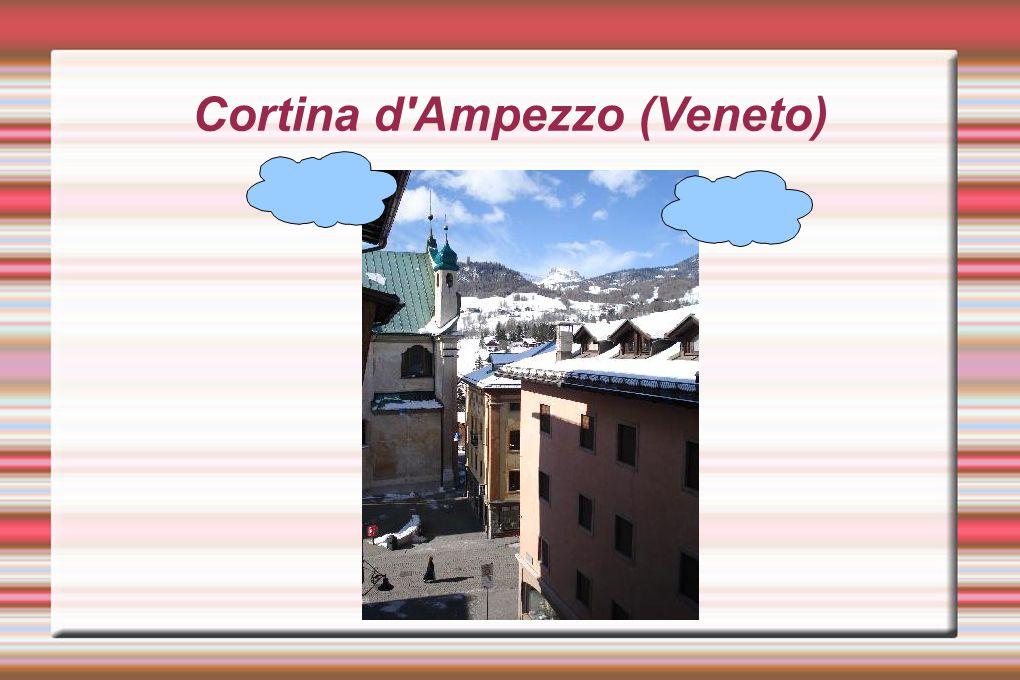 Cortina d'Ampezzo (Veneto)