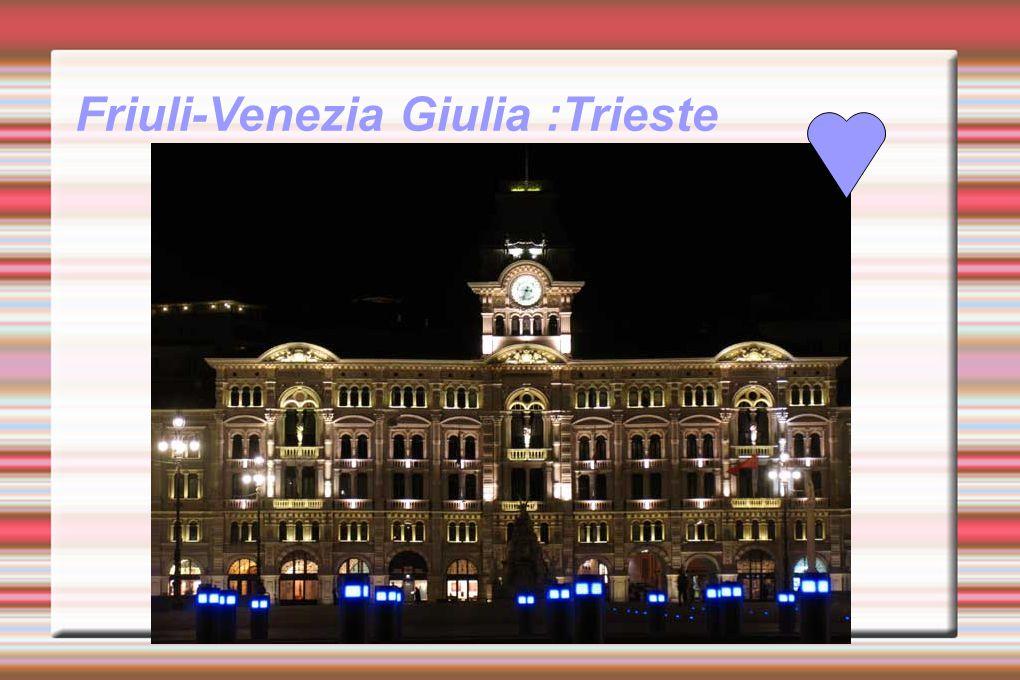 Friuli-Venezia Giulia :Trieste