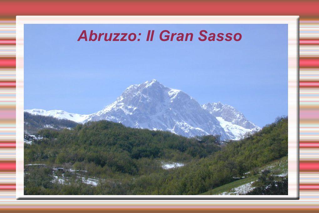 Abruzzo: Il Gran Sasso