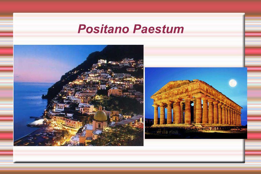 Positano Paestum