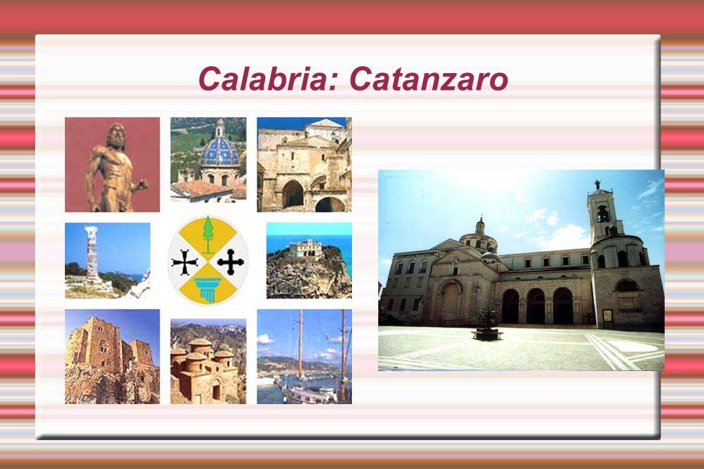 Calabria: Catanzaro