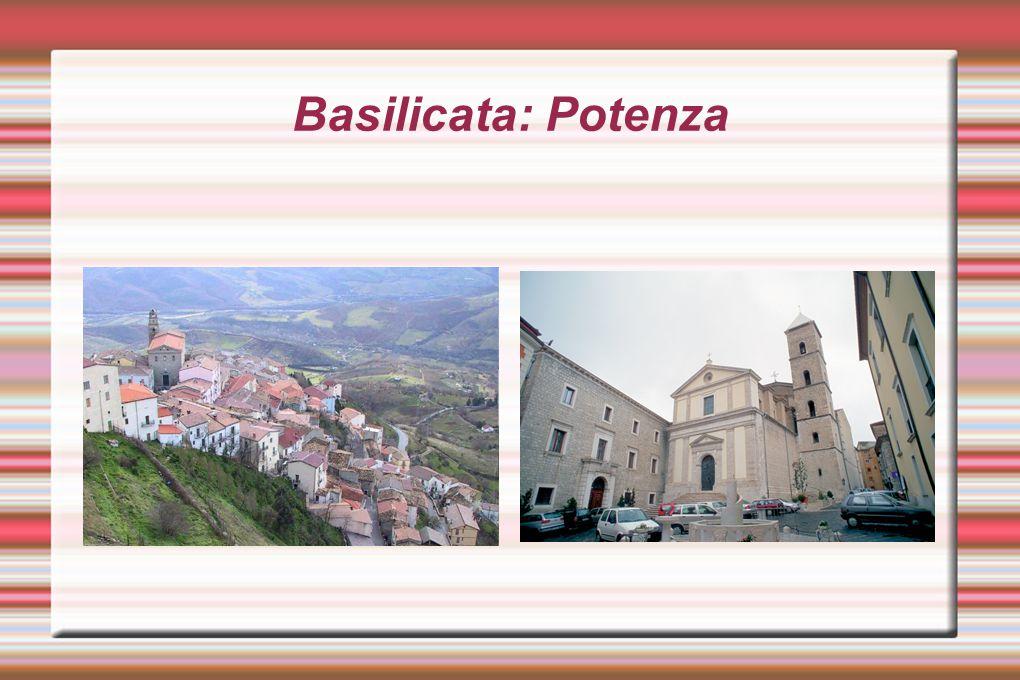 Basilicata: Potenza
