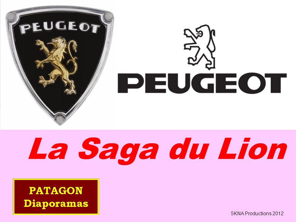 La Saga du Lion 5KNA Productions 2012