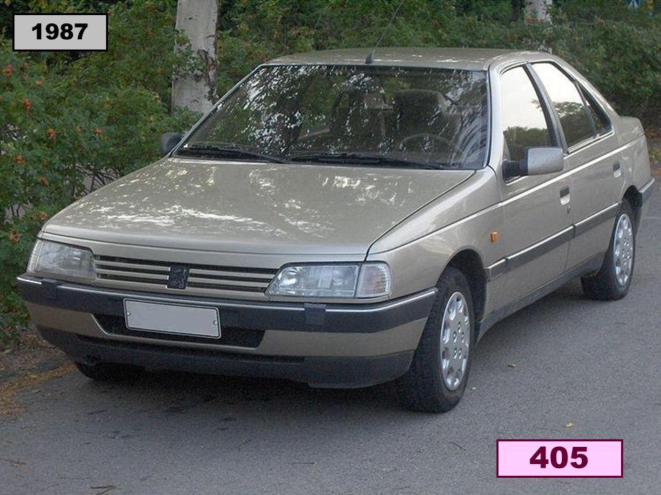 1987 405
