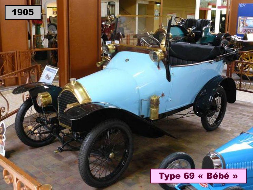 1905 Type 69 « Bébé »