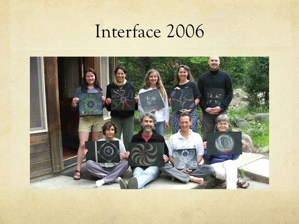 Interface 2006