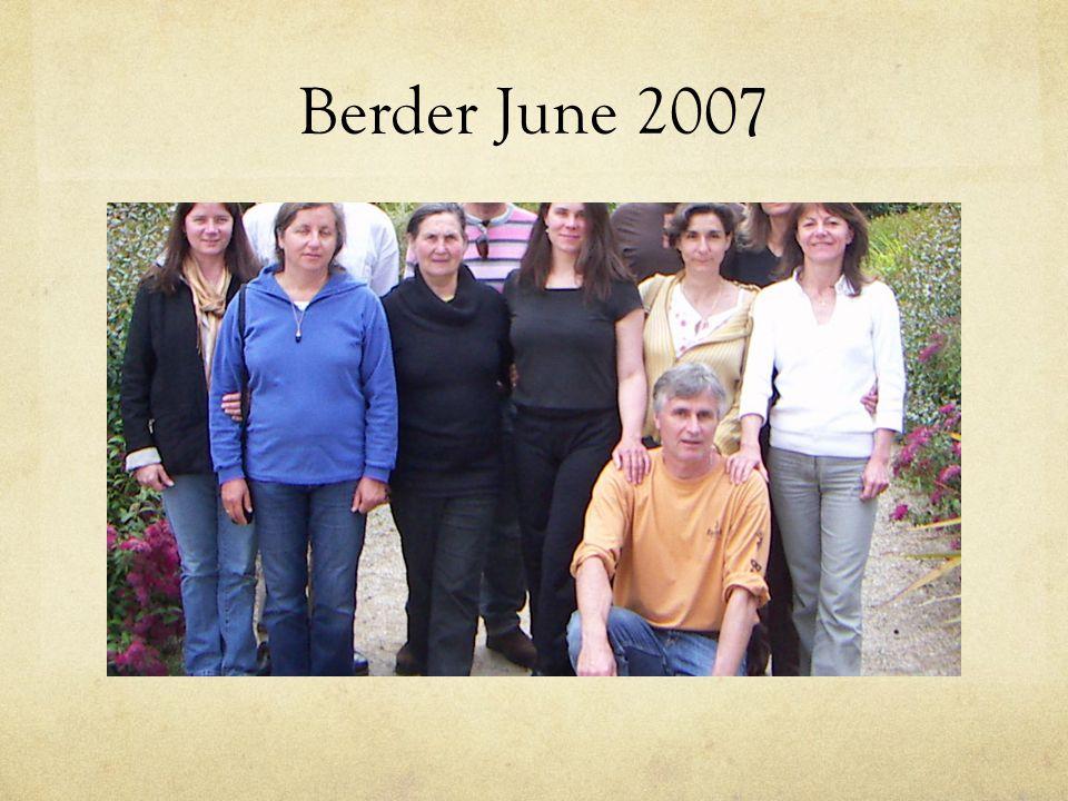 Berder June 2007