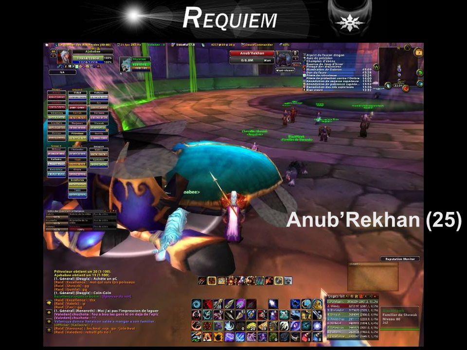 Anub'Rekhan (25)