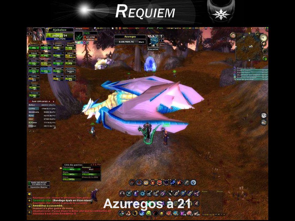 Azuregos à 21