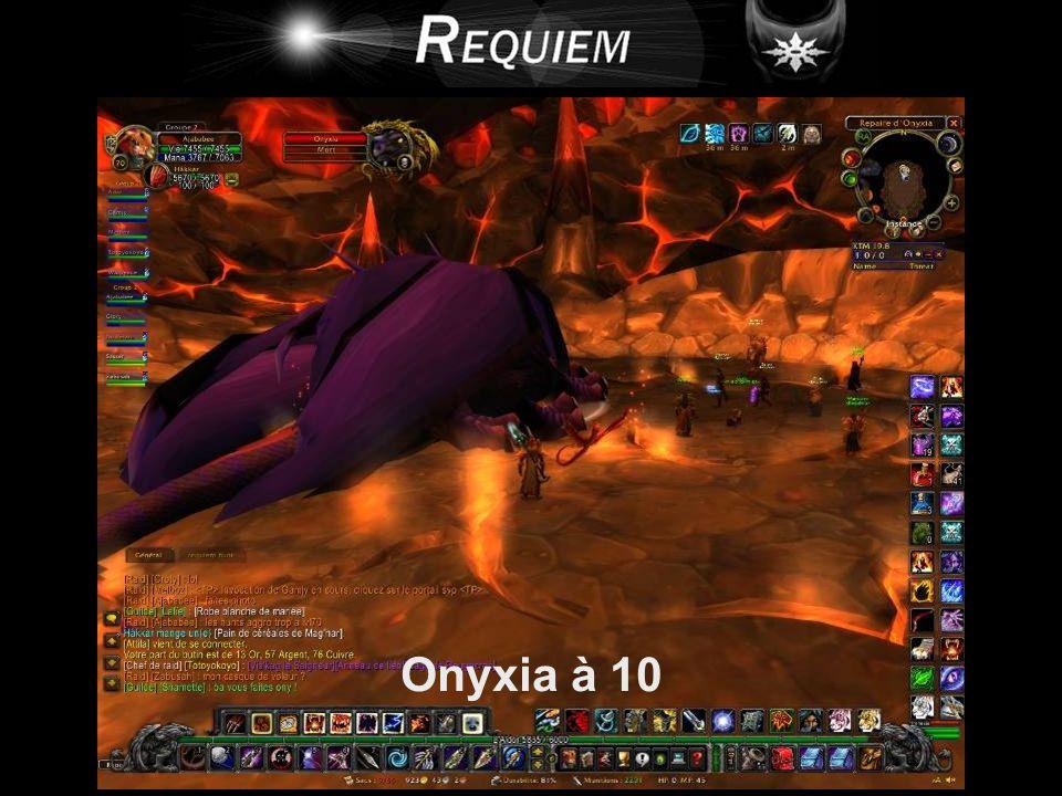 Onyxia à 10