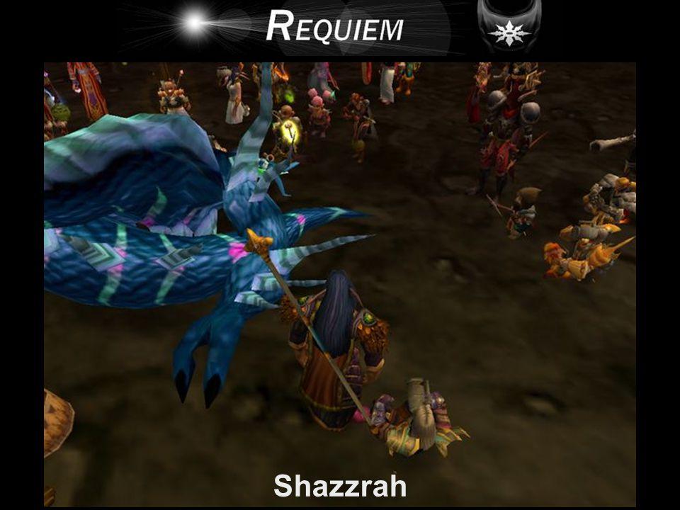 Shazzrah