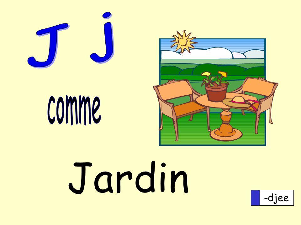 Jardin -djee