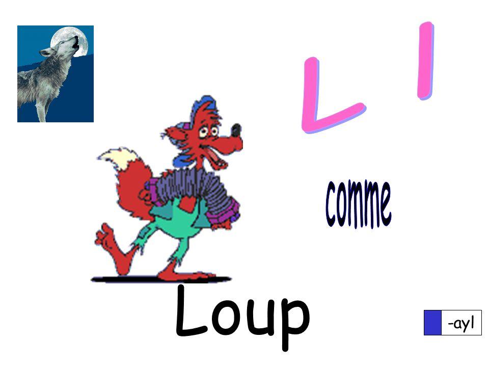 -ayl Loup
