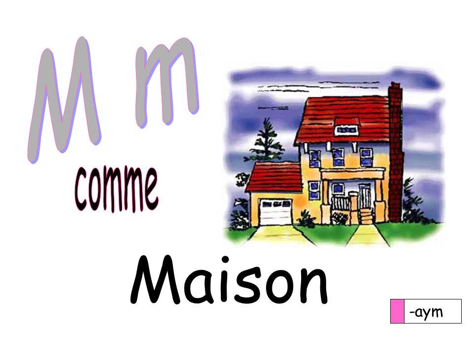 Maison -aym