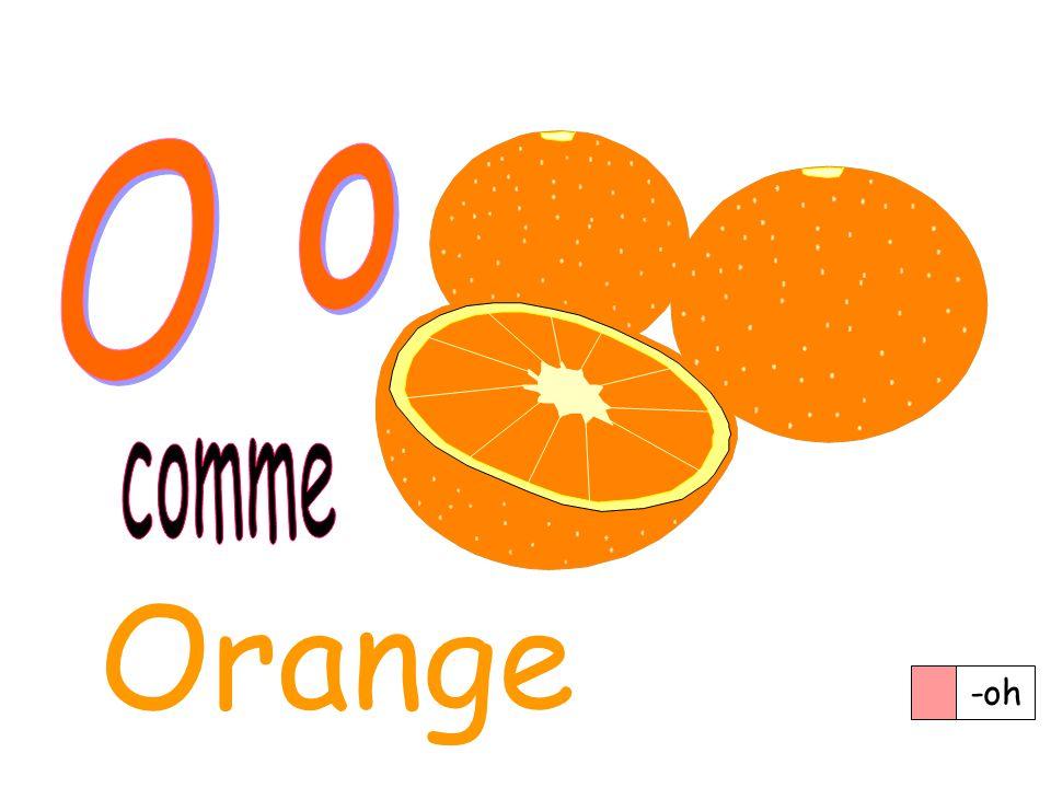 -oh Orange