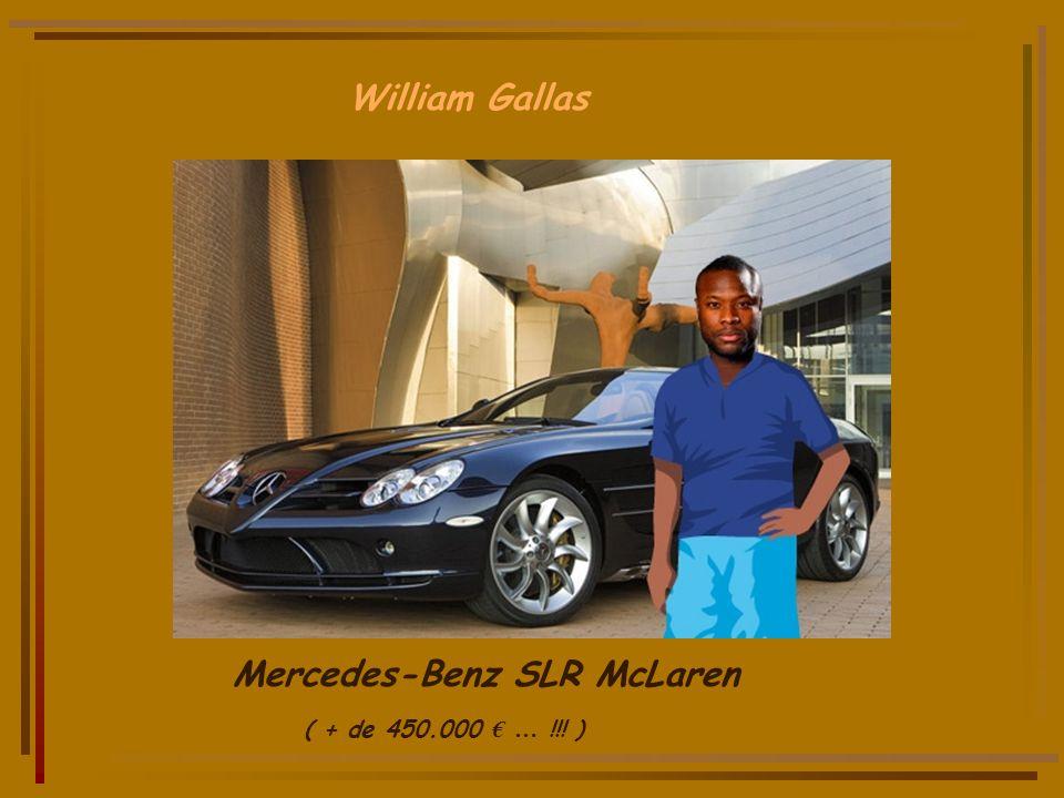 Wayne Rooney Mercedes-Benz CL 63 AMG