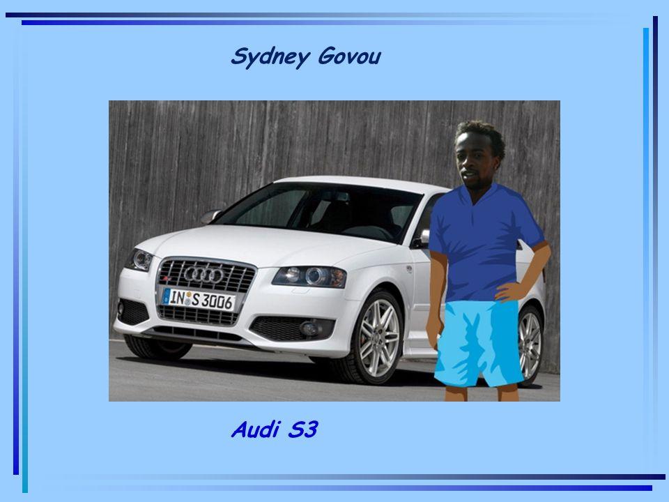 Mickael Landreau Audi A3 Sportback