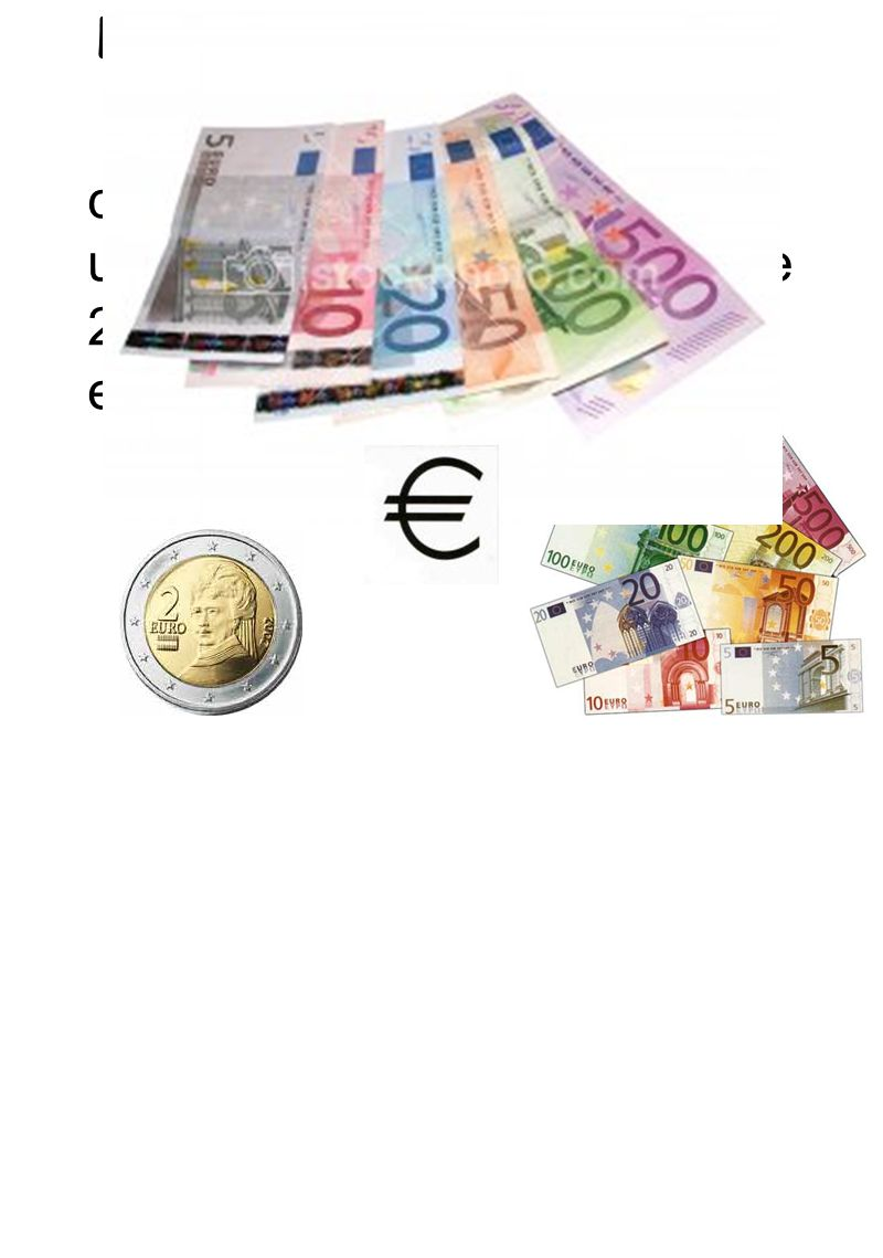 L Economie (The Economy) The GDP (Gross Domestic Product) means the value of all goods and services produced in a country.